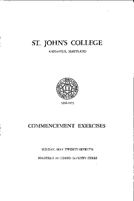 Commencement Exercises from 1973 {1973-05-27}.pdf