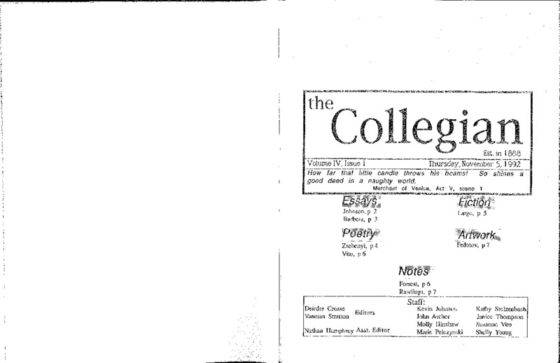 The Collegian 5 Novenber 1992.pdf