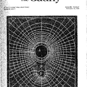 The Gadfly, Vol X Issue 9