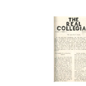The Real Collegian Vol. I No. 01.pdf
