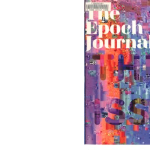 The Epoch Journal, Vol VI Issue IV