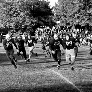 Severn School Football Game, Severna Park, Maryland