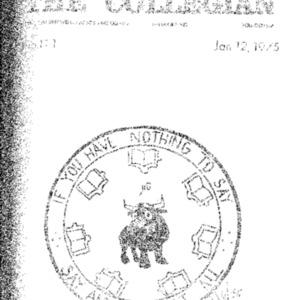 The Collegian 12 January 1975 (No. 171).pdf