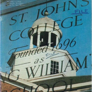 The College, October 1971