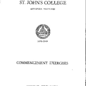 Commencement Exercises from 1949 {1949-06-06}.pdf