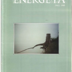 Energeia Fall 1985.pdf