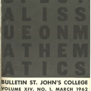 Bulletin-March 1962 Vol. XIV No. 1-Special Issue on Mathematics.pdf