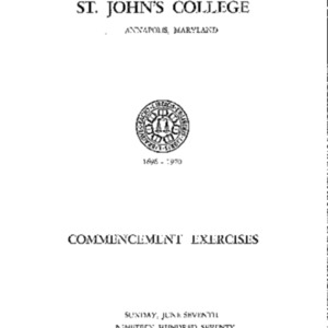 Commencement Exercises from 1970 {1970-06-07}.pdf